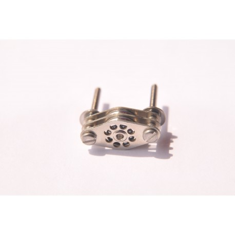 Double pulley bridge 10mm
