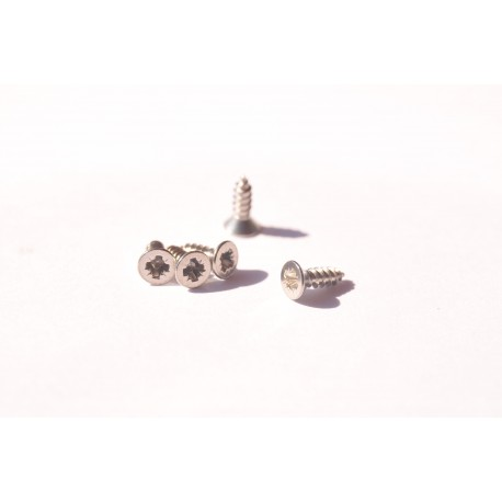 Countersunk screw stainless steel ⌀2,2mm
