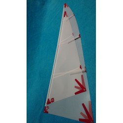 Micro Magic sail