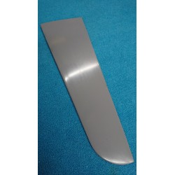 Rudder carbon (trapeze rounded base)