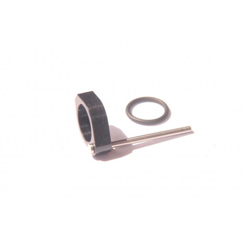 pultruded carbon mast 6 mm (1m)