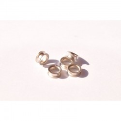 5 plastic O ring 18 mm